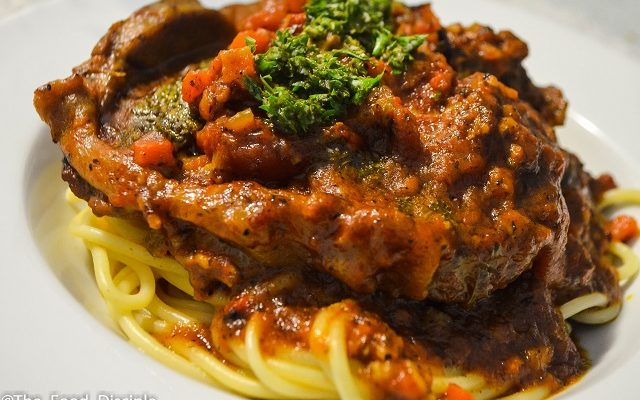 Osso Buco (Veal)